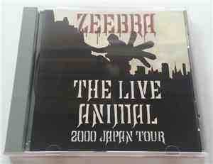 Zeebra - Live Animal 2000-Japan Tour