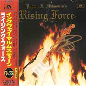 Yngwie J. Malmsteens Rising Force - Rising Force