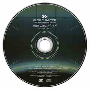 Unknown Artist - Ridge Racer - Planetary Sounds Extra Disc