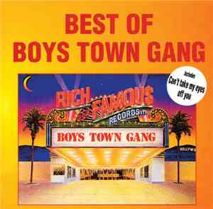 Boys Town Gang - Best Of Boys Town Gang