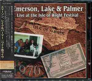 Emerson, Lake  Palmer - Live At The Isle Of Wight Festival
