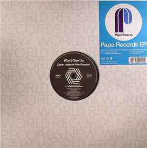 Domu  Reel People - Papa Records Ep
