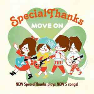 SpecialThanks - MOVE ON
