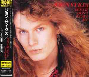 John Sykes - Please Dont Leave Me