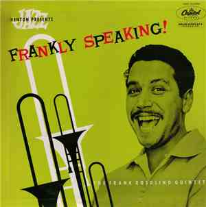The Frank Rosolino Quintet - Frankly Speaking