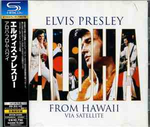 Elvis Presley - Aloha From Hawaii, Via Satellite
