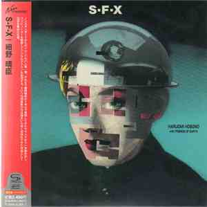 Haruomi Hosono  Friends Of Earth - S-F-X