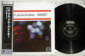 Count Basie And His Orchestra - Lil Ol Groovemaker... Basie!
