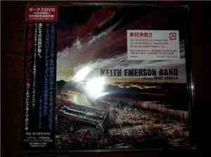 Keith Emerson Band Featuring Marc Bonilla - Keith Emerson Band Featuring Ma ...