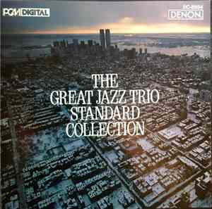 The Great Jazz Trio - The Great Jazz Trio Standard Collection