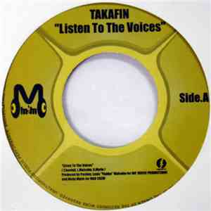 TAKAFIN - Listen To The Voices