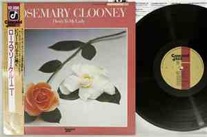 Rosemary Clooney - Heres To My Lady
