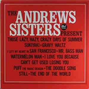 The Andrews Sisters - The Andrews Sisters Present