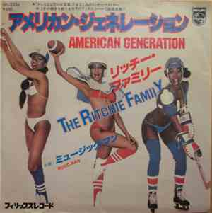 The Ritchie Family - American Generation