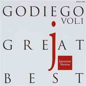 Godiego - GODIEGO GREAT BEST Vol.1~Japanese Version