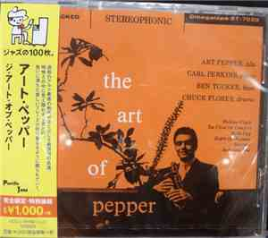 The Art Pepper Quartet - The Art Of Pepper