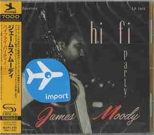James Moody - Hi Fi Party