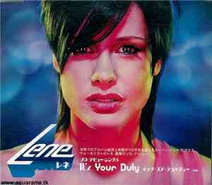 Lene - Its Your Duty