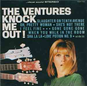 The Ventures - Knock Me Out!  The Ventures On Stage