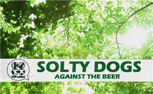 Sparky  - Solty Dogs Against The Beer