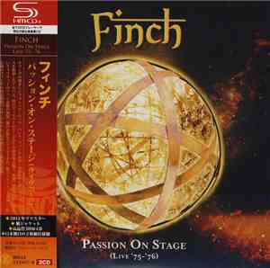 Finch  - Passion On Stage (Live 75-76)