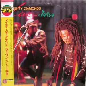 The Mighty Diamonds - Live In Tokyo