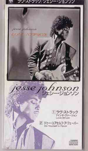 Jesse Johnson - Love Struck