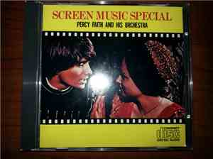 Percy Faith And His Orchestra - Screen Music Special