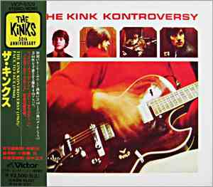 The Kinks - The Kink Kontroversy  Face To Face