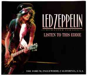 Led Zeppelin - Listen To This Eddie (Remaster Version)