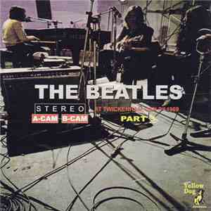 The Beatles - A-Cam + B-Cam Stereo At Twickenham Jan 3rd 1969 Part 3