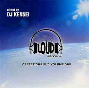 DJ Kensei - Operation Loud Volume One