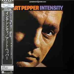 Art Pepper - Intensity