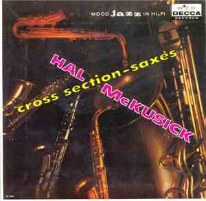 Hal McKusick - Cross Section-Saxes
