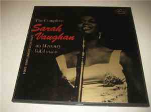 Sarah Vaughan - The Complete Sarah Vaughan on Mercury Vol. 4, Pt. 1 - Live in Europe 1963-1964