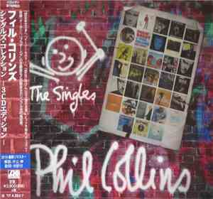 Phil Collins - The Singles