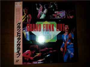 Grand Funk Railroad - The American Band Live 74