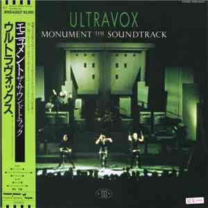 Ultravox - Monument The Soundtrack