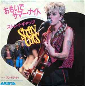 Stray Cats - Lonely Summer Nights