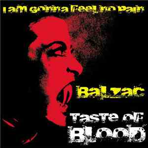 Balzac - Shock  Horror! Weird The Balzac #7 Taste Of Blood
