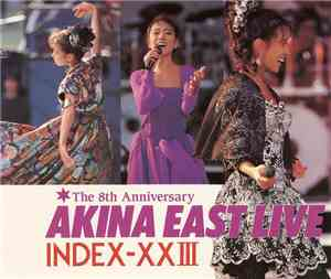 中森明菜 - Akina East Live  Index-XXIII