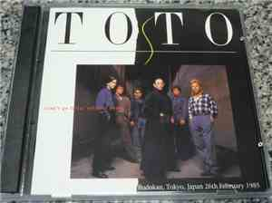 Toto - Cant Go Livin Without You