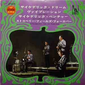 The Ventures - Endless Dream  Vibrations  Psychedelic Venture  Strawberry F ...